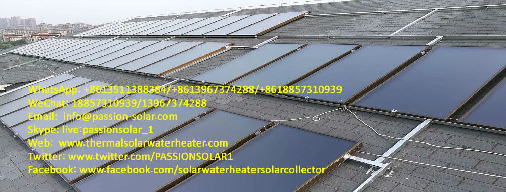 China best Flat Plate Solar Collector on sales