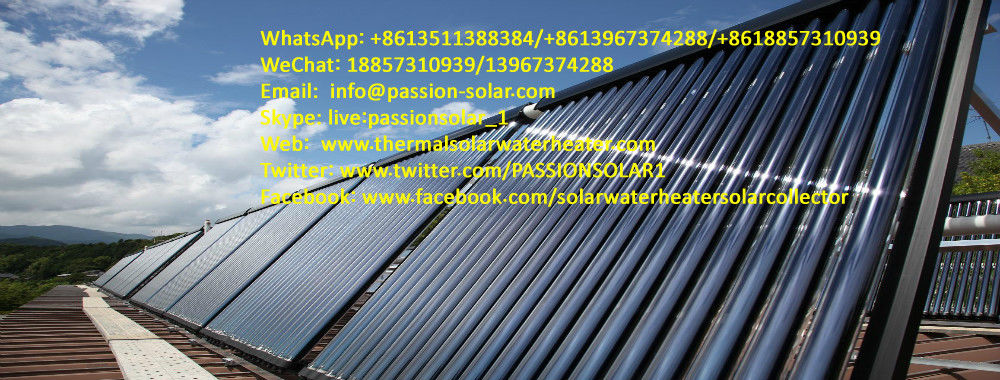 China best Heat Pipe Solar Collector on sales