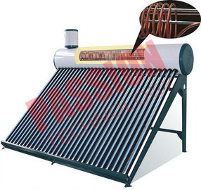 China High Efficiency Pre Heated Solar Water Heater For Homes Integrated Structure supplier
