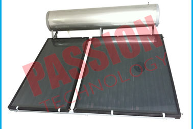 China 6 Bar Stainless Steel Solar Water Heater Flat Plate Collector No Pollution supplier