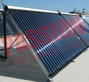 China High Powered Solar Collector Heat Pipe , Solar Hot Water Collector 30 Tubes supplier