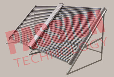China Eco Friendly Evacuated Solar Tube Collectors , Solar Hot Water Collector Easy Install supplier