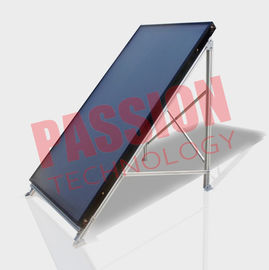 China High Performance Flat Plate Solar Collector Long Life Aluminum Alloy Frame supplier