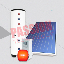China High Efficiency Split Solar Water Heater Heat Pipe Red Copper Pipe 250L supplier
