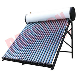 China Roof Mounted Heat Pipe Solar Water Heater supplier