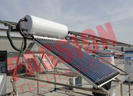 China 6 Bar Heat Pipe Solar Water Heater Pressurized SUS304 Stainless Steel  factory