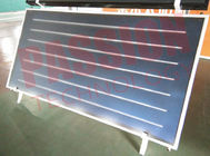 2 Sqm Flat Plate Solar Collector , Tempered Glass Solar Energy Collectors For Heating
