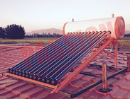 Roof Mounted Heat Pipe Solar Water Heater