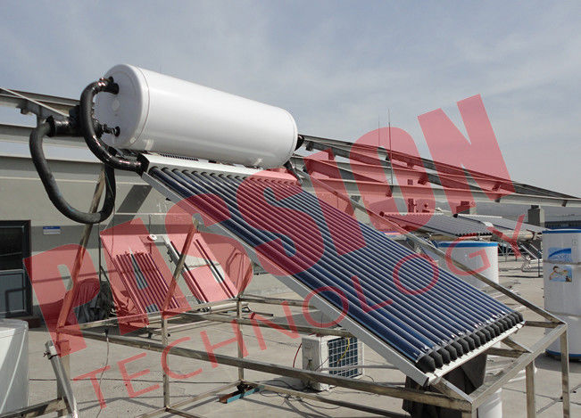 6 Bar Heat Pipe Solar Water Heater Pressurized Sus304