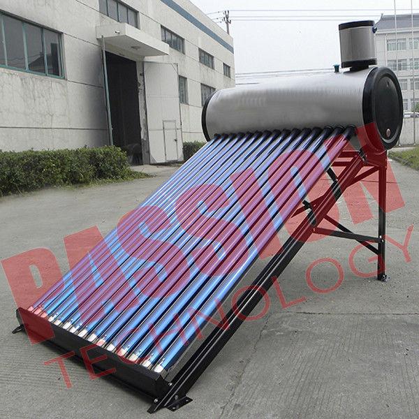 0 5 Bar Heat Exchanger Solar Water Heater Solar Hot