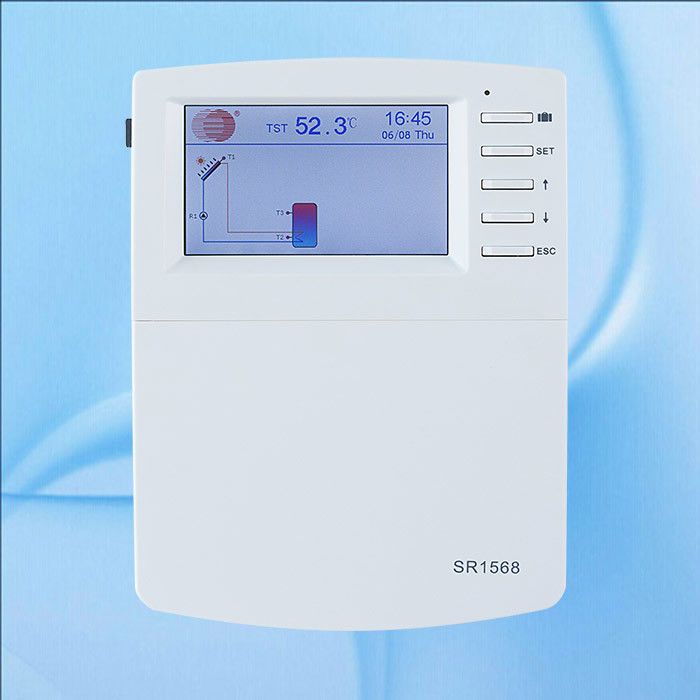 CE Approved Solar Water Heater Controller With Temperature Display SR1568