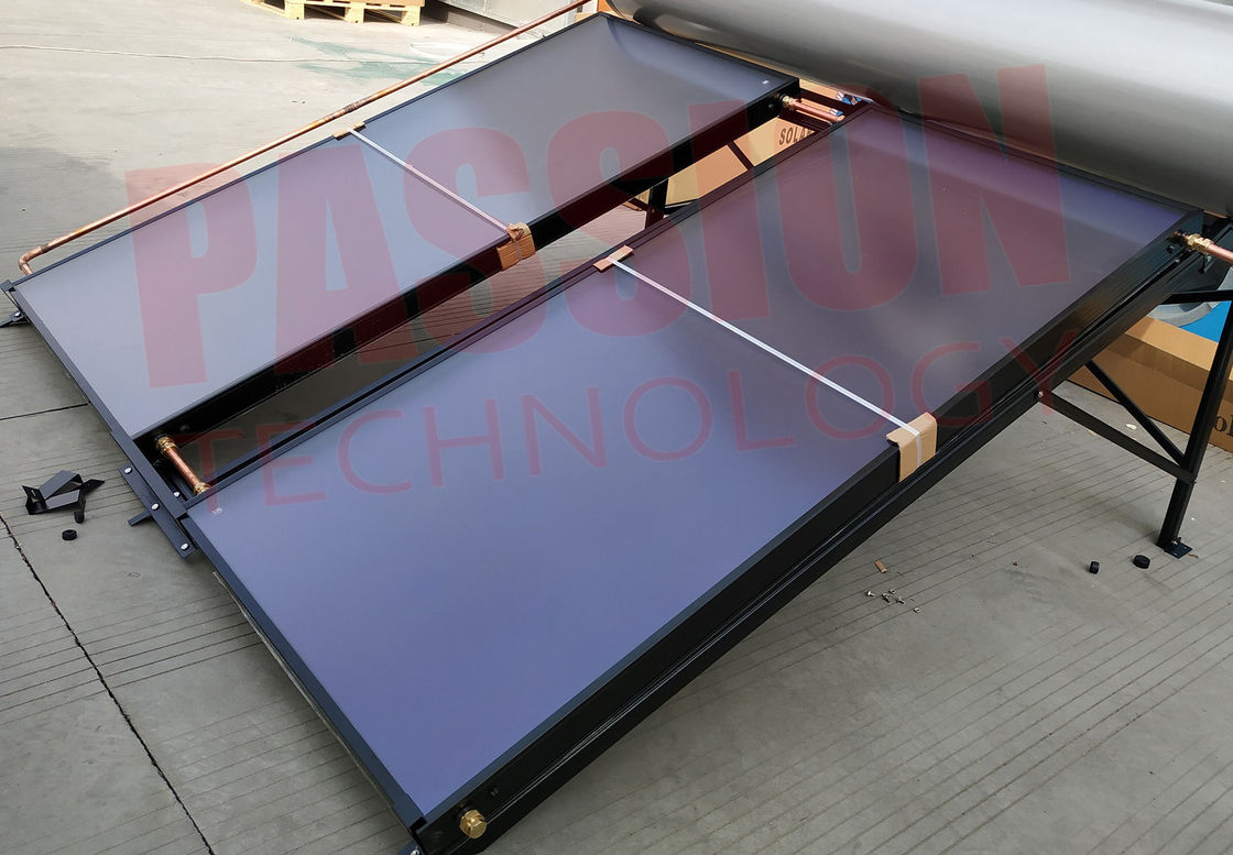 Laser Welding Copper Tube Flat Plate Solar Collector