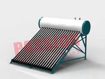 China Professional Integrated Heat Pipe Solar Water Heater Portable 240L Capacity factory