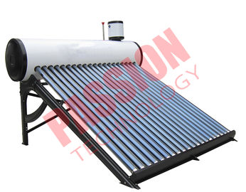 China Passive Solar Water Heater Pressurized , Solar Preheat Hot Water Heater 180L factory