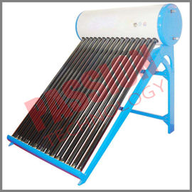 China High Efficiency Pre Heated Solar Water Heater For Shower / Washing Eco Friendly factory