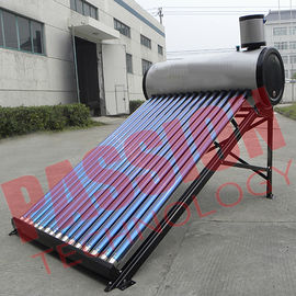 China 0.5 Bar Heat Exchanger Solar Water Heater , Solar Hot Water Preheater For Water Heating factory