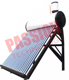 Pre Heated Copper Heat Exchanger Solar Water Heater For Water Heating