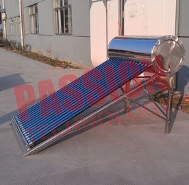 China 150L Vacuum Tube Solar Water Heater Non Pressurized With Special Absorptive Coating factory