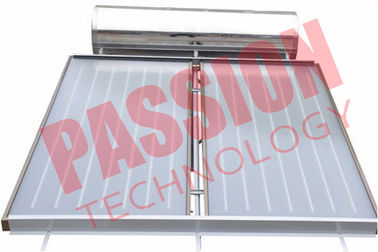 Pressurized Flat Plate Solar Water Heater Rooftop Intelligent Controller