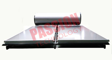 Rooftop Germany Blue Film Coating Pressurized Flat Panel Solar Water Heater