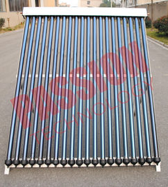 China Anti Freezing Heat Pipe Solar Collector For Thermosiphon Solar Water Heater factory