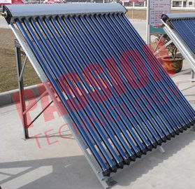 China CE Approved Pool Solar Collector , Solar Heat Collector Aluminum Alloy Frame  factory