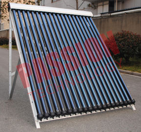 China Convenient Install Heat Pipe Solar Collector With Reflectors 24mm Condenser factory
