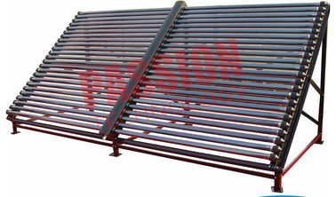 Evacuated Tube Thermal Solar Collector With CE Open Loop Circulation Type
