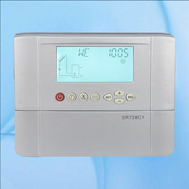 ABS Housing Solar Water Heating Controller Multi Function IP40 Water Proof Grade