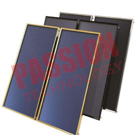 Professional Solar Flat Plate Collector , High Efficiency Solar Collector