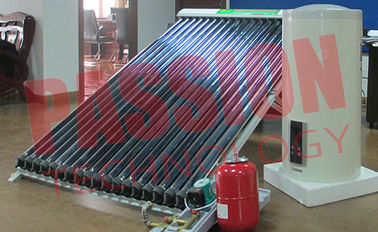 China SUS304 Stainless Steel Stainless Steel Solar Water Heater Heat Pipe Solar Collector factory