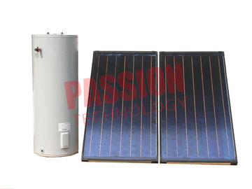 China 500L Split Solar Water Heater Commercial With Aluminium Alloy Support  factory