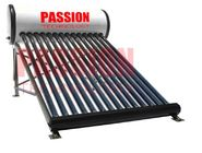 Balcony Wall Mounted Solar Water Heater , Solar Collector Water Heater 150 Liter